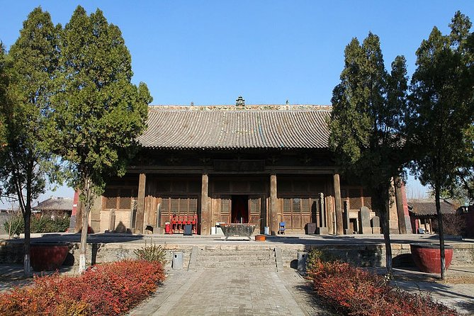 Private Pingyao Highlights & Shuanglin Temple,Zhenguo Temple Tour from Pingyao