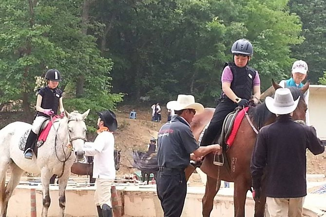 Private Horseback Riding with English Lesson in Seoul