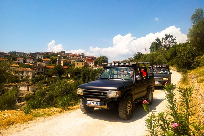 SARANDA JEEP SAFARI (for hotel in Saranda & Ksamil)