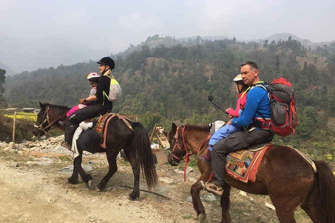 Day Pony Trek From Pokhara