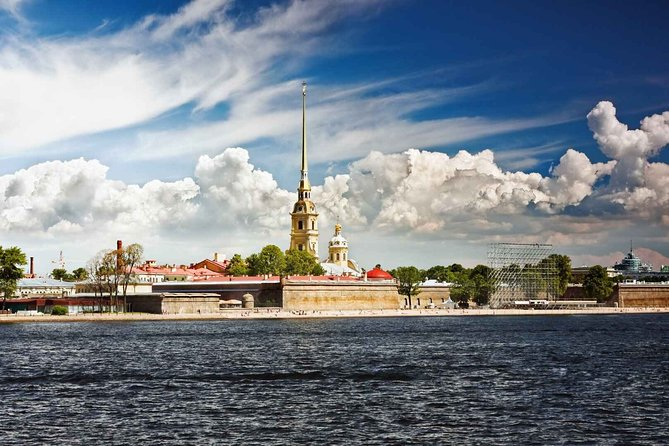 City Tour of St Petersburg with Peter and Paul Fortress and Hermitage