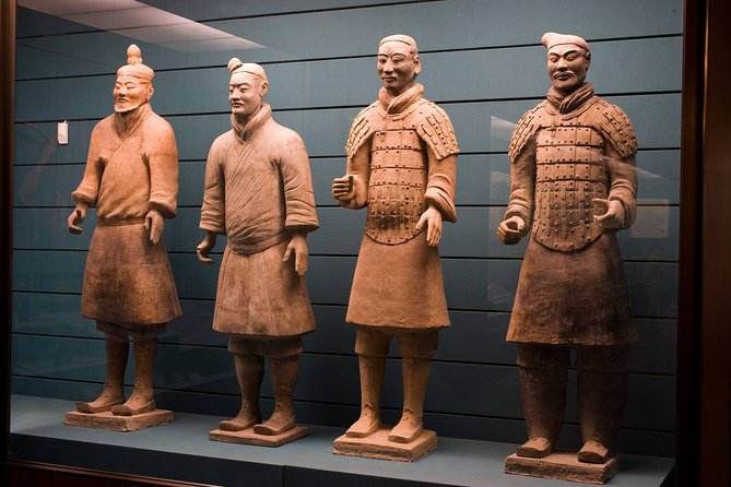 Xian One Day Tour including Terra-Cotta Warriors & Horses from Beijing by Air