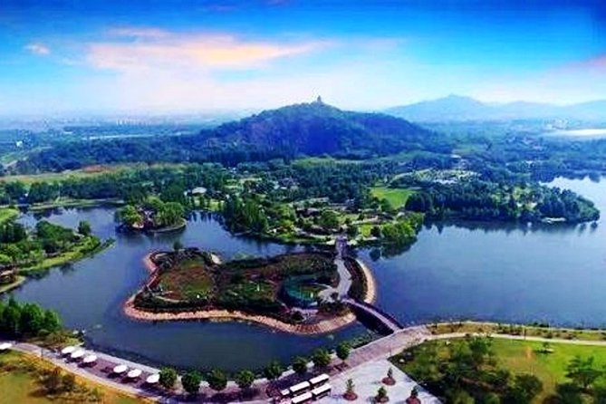 Shanghai Chengshan Botanic Gardens Round -Trip Transfer from City Area