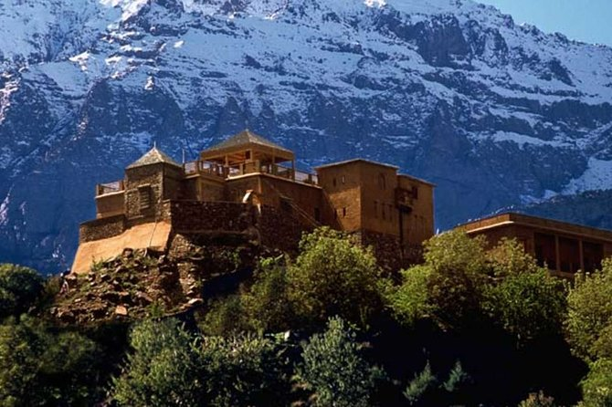 Full Day Trip To Kasbah Toubkal And Imlil Vallzy From Marrakech