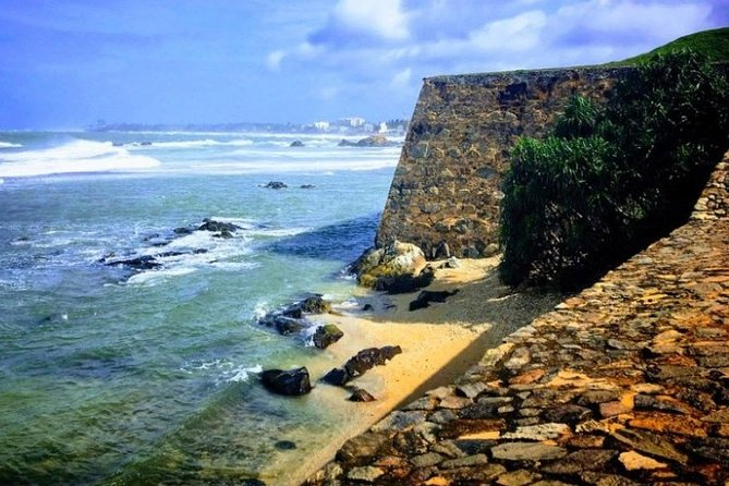 1 Day Private tour itinerary for Bentota, Hikkaduwa and Galle