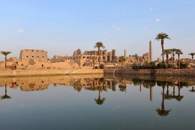 4-Day Aswan and Luxor from Cairo by Plane with Nile Cruise
