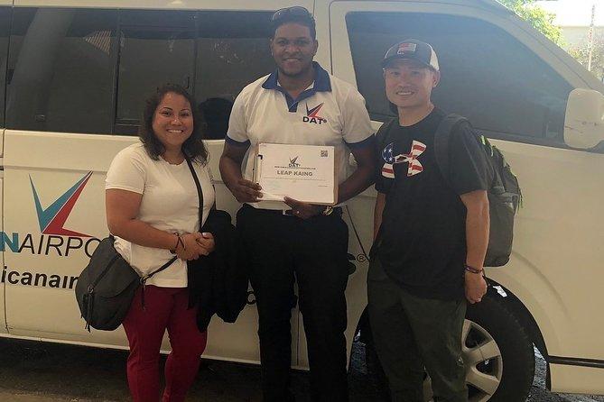 Santo Domingo (SDQ) TRANSFER to BOCAHICA ALL HOTELS ROUND TRIP