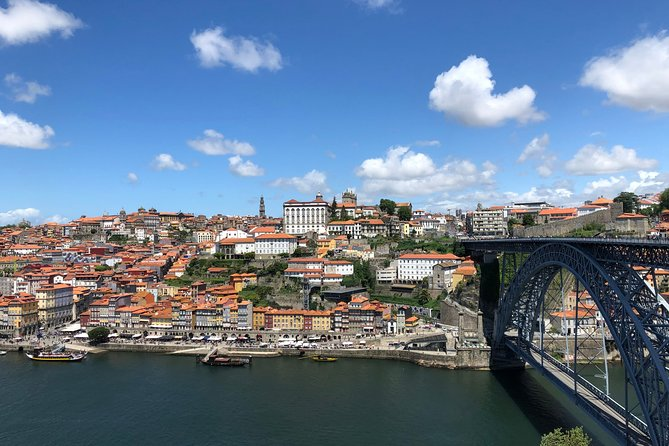 Porto Tour with Wine Tasting