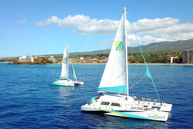 Premium Sunset Sail with Dinner from Ka'anapali Beach