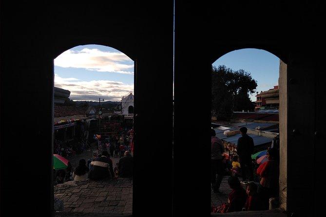 Lake Atitlán and Chichicastenango market tour