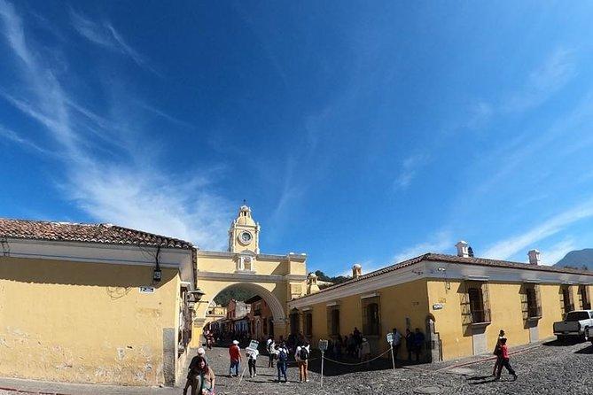 Antigua Guatemala Half Day Tour - Private
