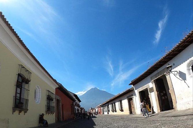 Full Day Tour of Antigua Guatemala