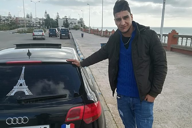 Transfer from Tangier airport to Rabat
