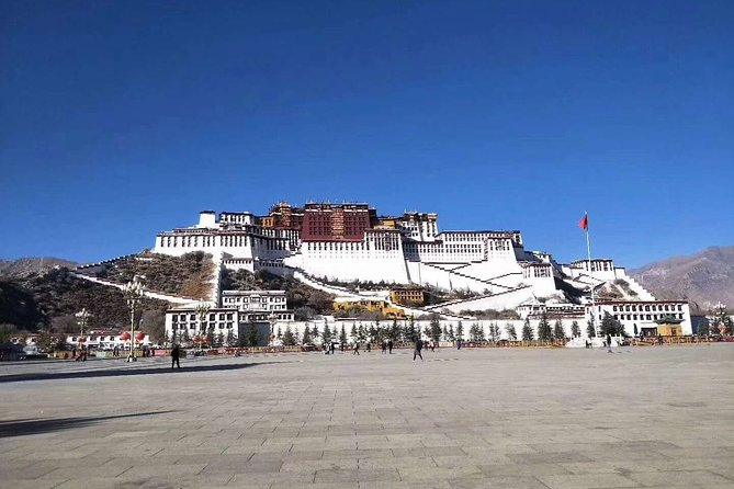 4-Day Lhasa Highlight City Private Tour