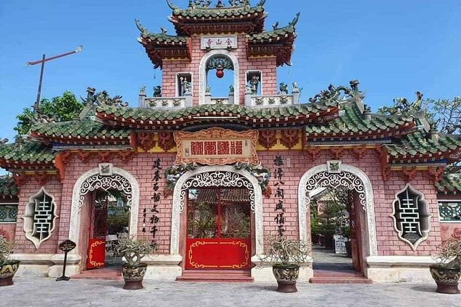 Hoi An City and Da Nang City 3 Days Private Tour
