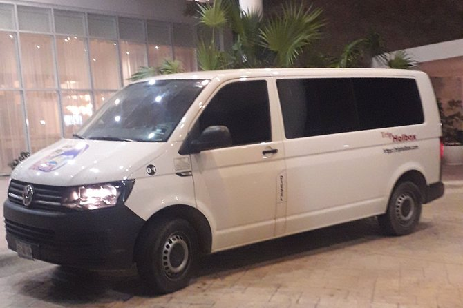 Private Transfer from Cancun Airport to Chiquila