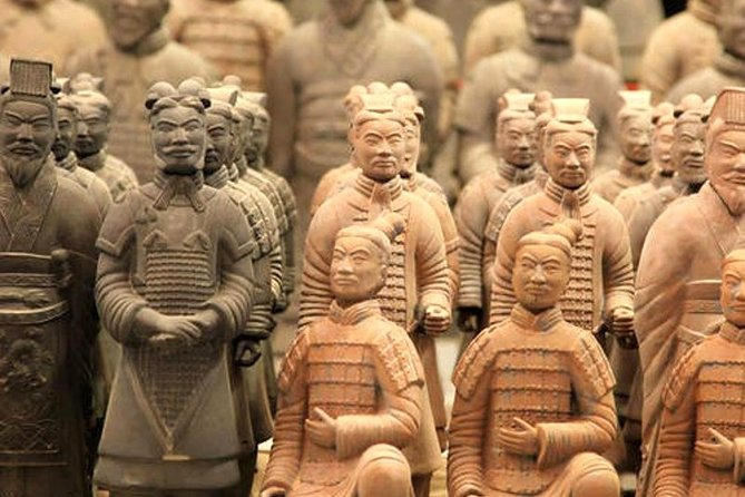 Xi'an Terracotta Warriors Private Day Trip from Guangzhou by Air