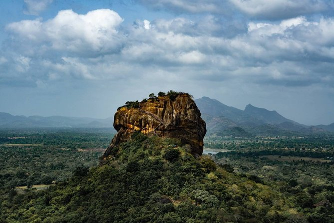 1 Day Private Culture tour itinerary for Sigiriya & Dambulla