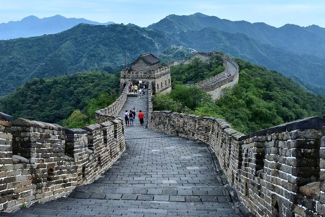 Beijing China Great Wall Private Day Trip from Guangzhou by Air