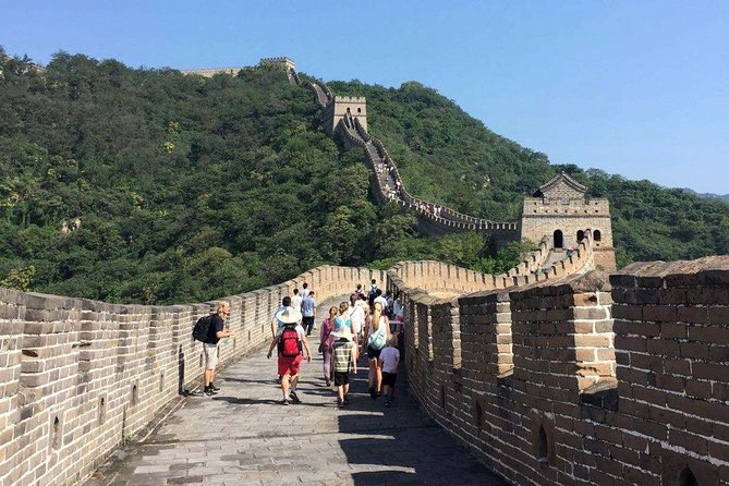 2-Day Beijing Private Flexible Tour with Great Wall from Guangzhou by Air