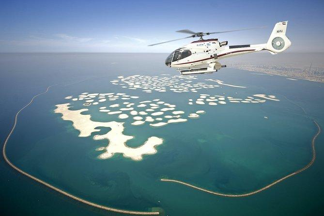 Dubai 40-Minutes Helicopter Ride Odyssey Tour