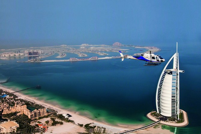 Private Helicopter Ride: Dubai Vision Tour (22 Minutes Flight)
