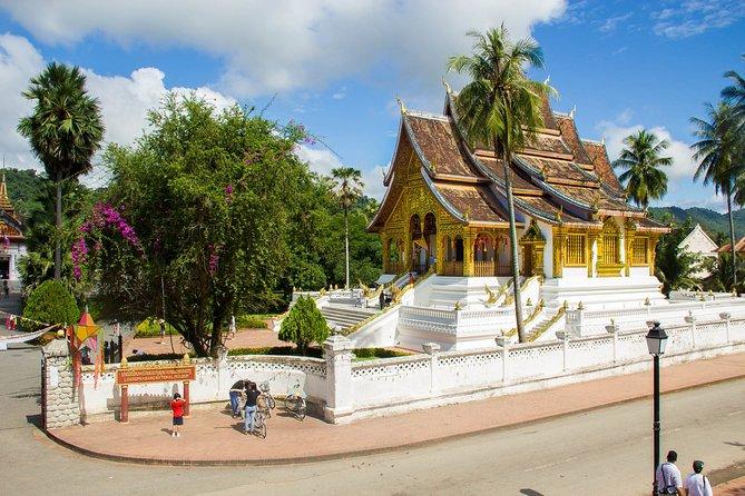 Luang Prabang World Heritage City, Laos Buffalo Farm and Kuang Si Private Tour