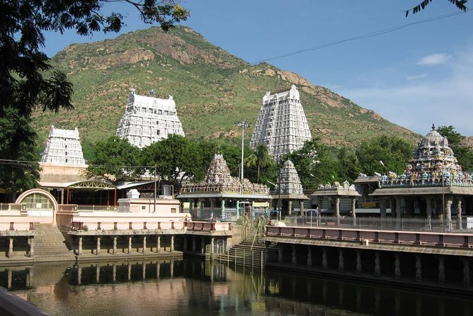 Private Day Tour from Trichy to Tiruvannamalai with Pickup