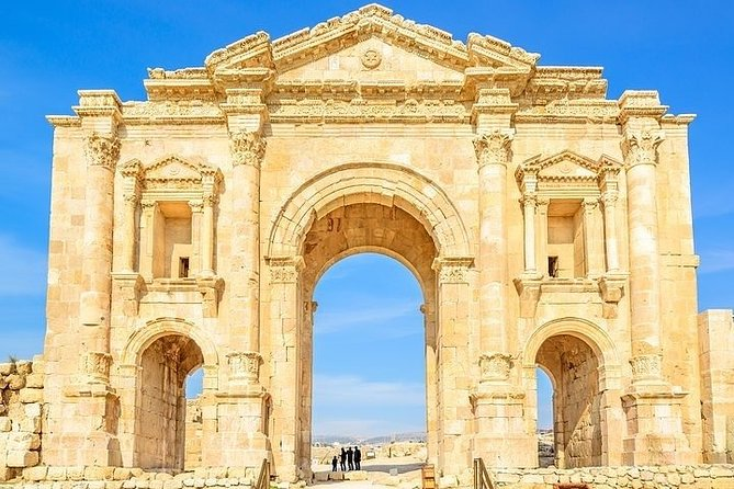 8-Day Jordan Highlights Tour from Amman with Jerash and Petra