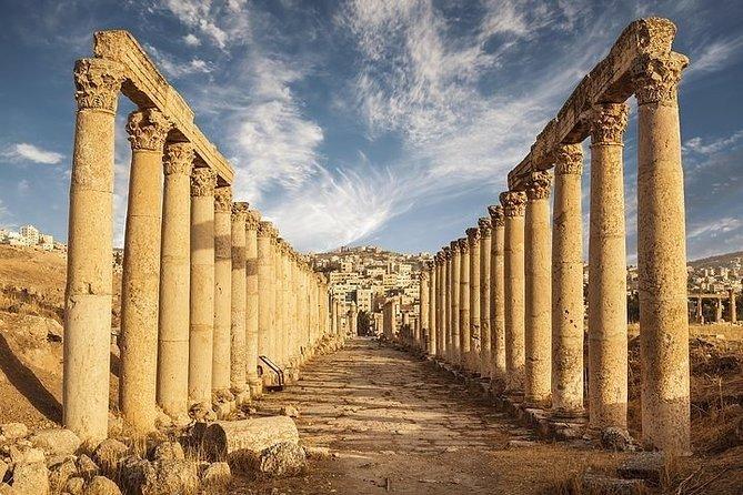 Jordan Pass 8-Night Best of Jordan: Jerash, Petra, Aqaba and Dead Sea Overnight
