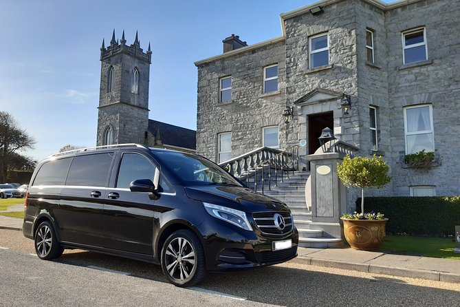 Glenlo Abbey Hotel Galway To Shannon Airport SNN Private Chauffeur Transfer