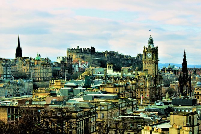 Edinburgh Self Guide