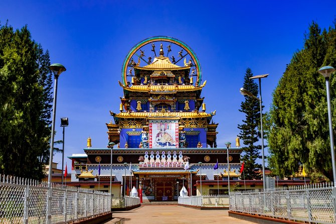 Bangalore to Namdroling Monastery Full Day Excursion