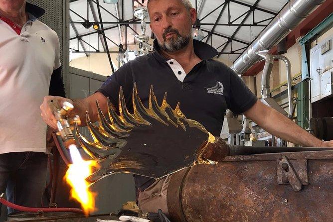Authentic Murano Glass Tour
