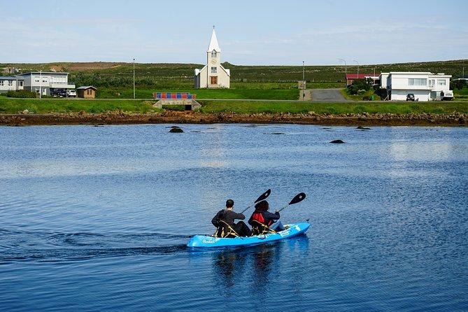 Rent your Kayak at the Edge of the Arctic in Þórshöfn