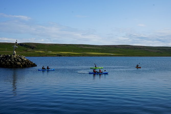 3 Days Private Weekend at the Edge of the Arctic incl Kayaking