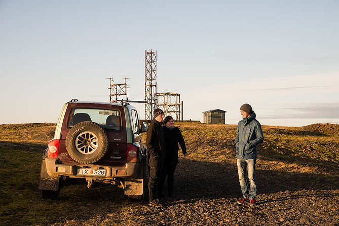 Explore the Edge of the Arctic by Jeep