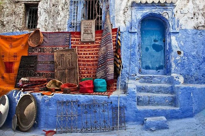 Chefchaouen and Tangier day trip