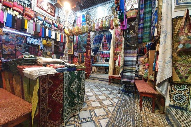 Sahara Desert of Merzouga Morocco 7 days tour from Fez