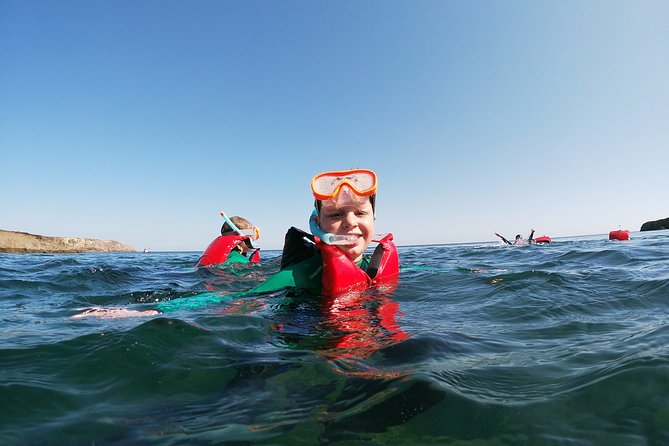 Family Coasteering with snorkeling
