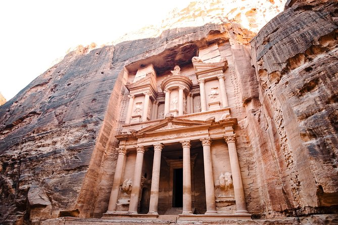 FROM AMMAN | PETRA City Tour In One Day | Lunch & Admission fees included