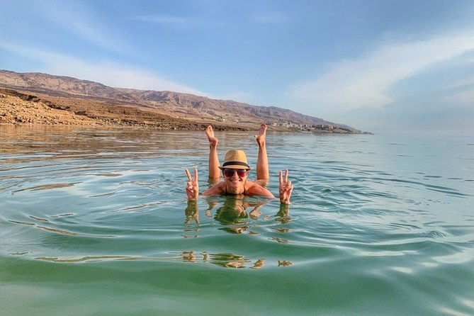From Amman | Dead sea and Petra in one day | Admission Fees Included