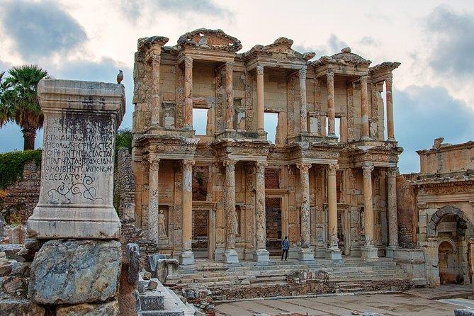 Ephesus tour met kleine groepsreizen vanuit Kusadasi