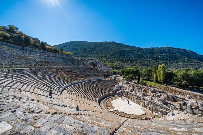 Ephesus Small Group Day Tour from Izmir