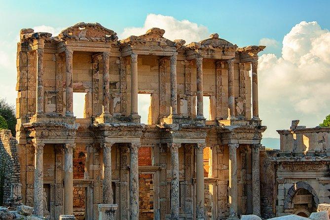 Excursion d'une journée à Ephesus en petit groupe de Selcuk