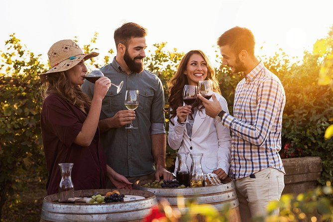 Hunter Valley Highlights Private Wine Tour from Sydney