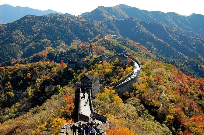 Private Transfer from Tianjin Cruise port to Mutianyu Great Wall of China