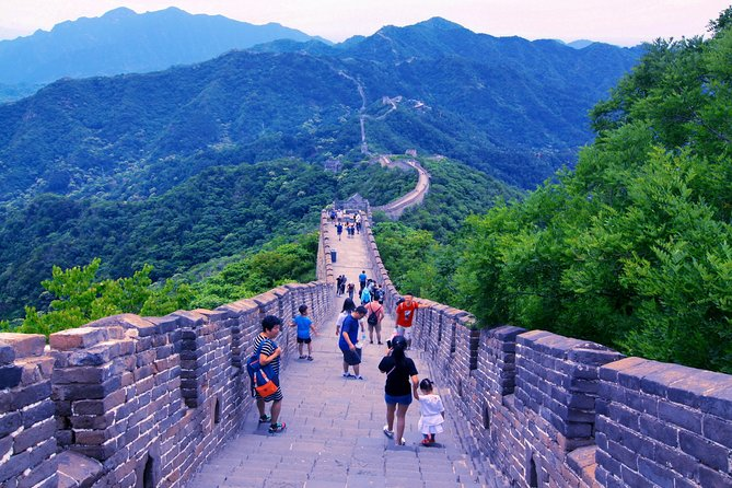 2-Day Beijing Private Tour Include Great Wall from Hangzhou by Bullet Train