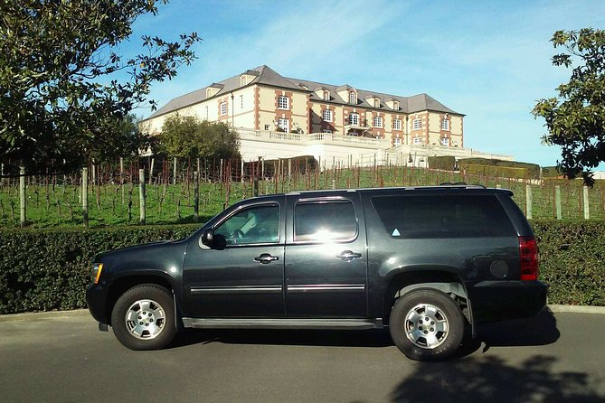 6 Hour Private Napa Valley Wine Tour from Belvedere up to 6 passenger