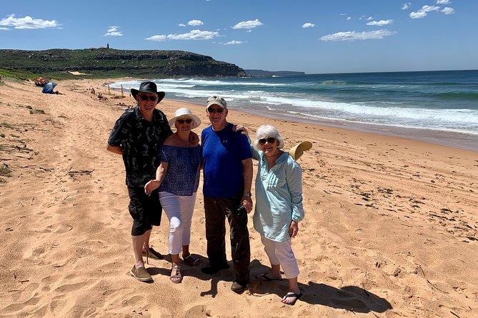 Shore Excursion: Sydney's Northern Beaches & Ku-ring-gai National Park Bus Tour